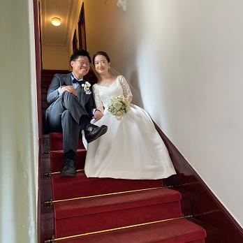 2020/9/18 Photo.Wedding    (by Croque en Bouche)
