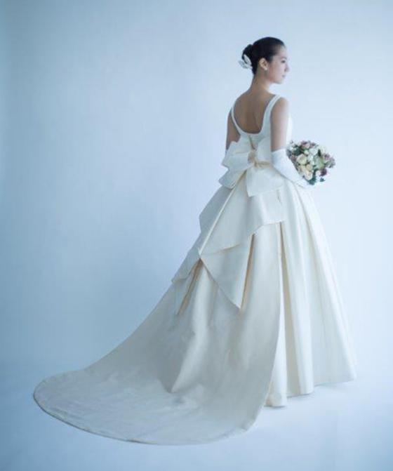 ノースリーブプリンセスドレス